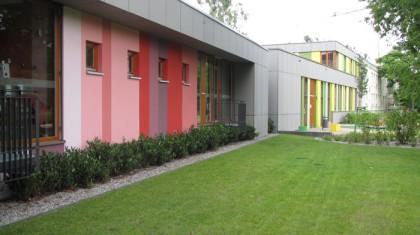 Fertig gestelltes Gebäude (steffenweberarchitekt 2013)