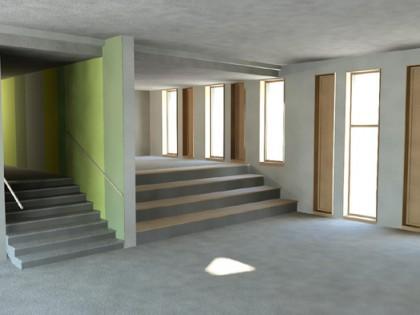 Visualisierung des Entwurfs (BOARCHiTEKT 2011)