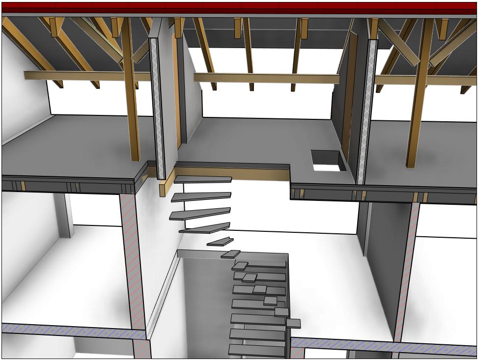 wohnhaus j in seehausen. Black Bedroom Furniture Sets. Home Design Ideas